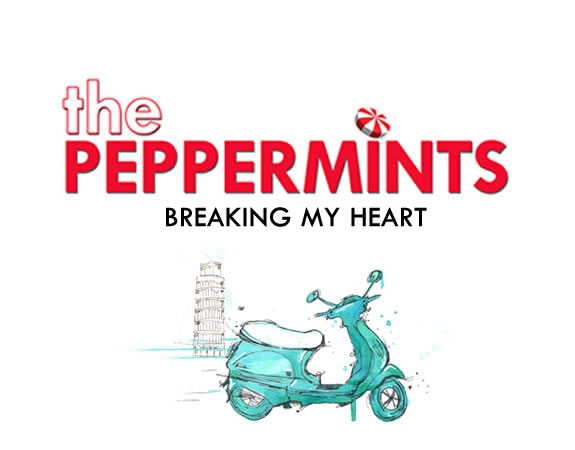 The Peppermints e i Simboli dell'Italia